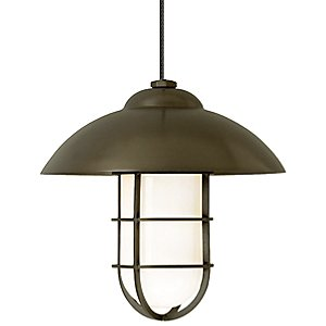 Mini Admiral Classic Pendant (for Monorail) by Tech Lighting